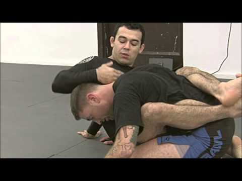 Marcelo Garcia on the Guillotine from Closed Guard Image 1