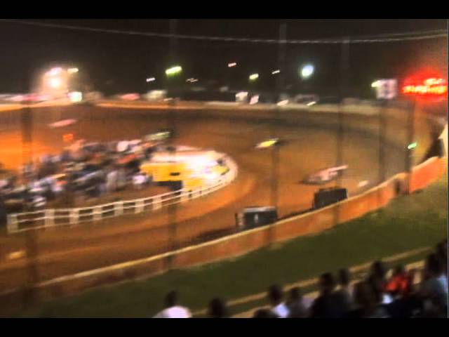 Lucas Oil Late Models Toyota of Knoxville 75 Feature @ Tazewell Speedway 06/03/11