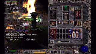 Diablo 2. LOD 1.14d MF runs.