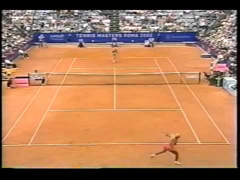 Serena Williams v. Jennifer Capriati | 2002 Rome Semifinal
