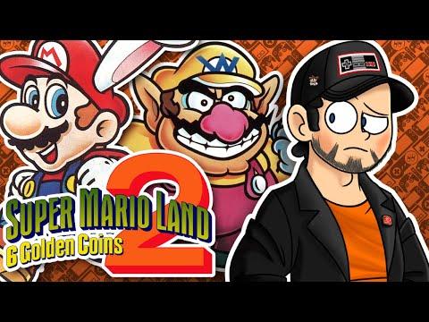 Super Mario Land 2: 6 Golden Coins - Marc Lovallo