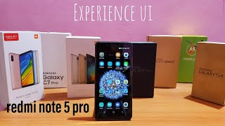 Samsung experience ui for redmi note 5 pro review
