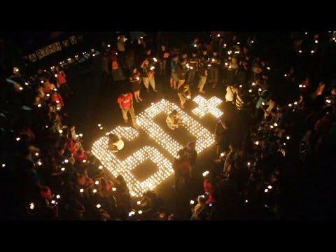 Earth Hour Indonesia 29 Maret 2014 #IniAksiku