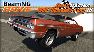 BeamNG DRIVE mod racing car 1969 Plymouth Fury III