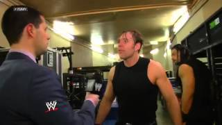 Crack in The Shield   Raw Fallout   March 3, 2014