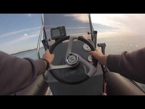 Bombard Explorer 550 Suzuki Df90a Essai H Lice