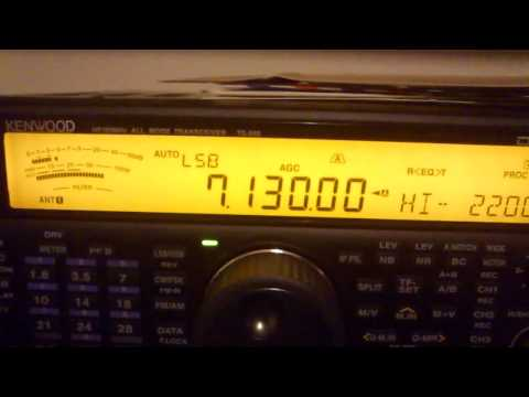 FK/F4BKV ON 40M FT-950 VS TS-590