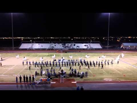 "Sierra Vista High School Marching Band, ""Breakout"""