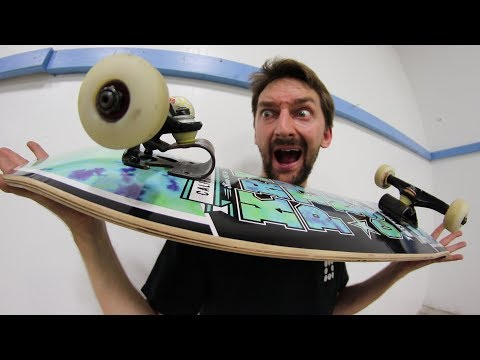 WALMART BOARD SUSPENSION TRUCKS GAME OF SKATE