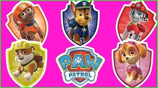 Paw Patrol Finger Family Nursery Rhymes Lyrics Kids Songs