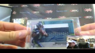 Luke C's 2013 Superbox Touchdown Football box break - Blowou