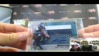 Luke C's 2013 Superbox Touchdown Football box break - Blowou