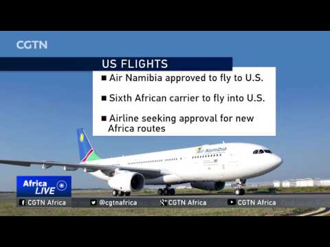 Namibia's State Carrier Wins Approval To Add U.S. Route