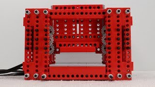 Building and Testing a Lego Press