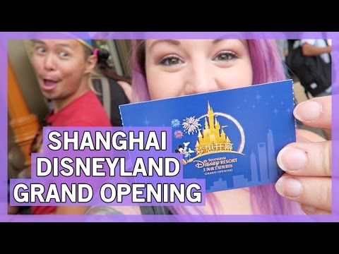 download lagu Shanghai Disneyland GRAND OPENING Experi gratis