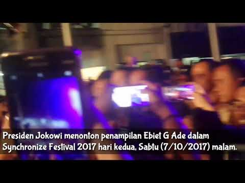 Jokowi Bikin Ebiet G Ade