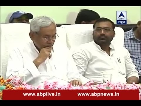 Nitish Kumar asks for scrapping of governor's post