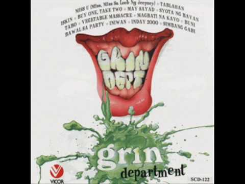 Grin Department - Stuff Toy