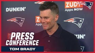 "Tom Brady: ""It's good to be 2-0"""