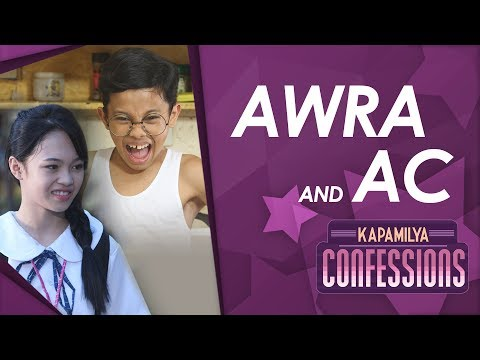 Kapamilya Confessions with Awra and AC | YouTube Mobile Livestream