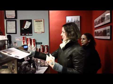 Amsterdam Falafelshop & Surc: Part 1 - Virgin Dance