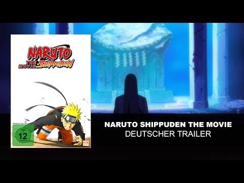 Naruto Shippuden The Movie (Deutscher Trailer) | HD | KSM Anime