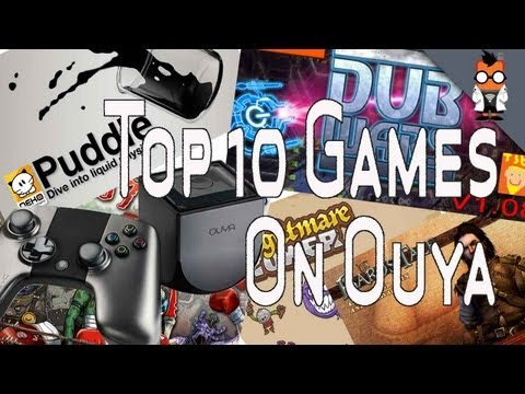 Top 10 Ouya Games