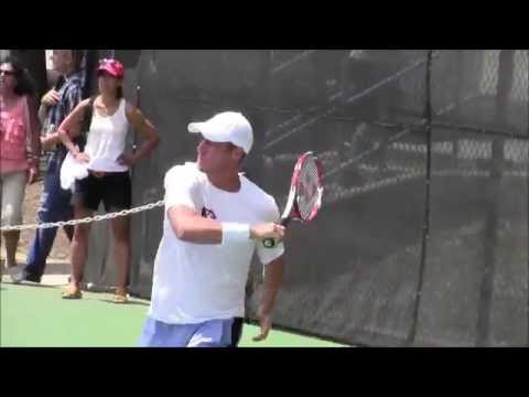 Lleyton Hewitt & Son: 2014 ATP Washington Citi Open Edition
