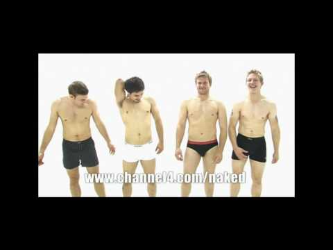 How to Look Good Naked - Mens underwear ergowear. Equmen & HOM