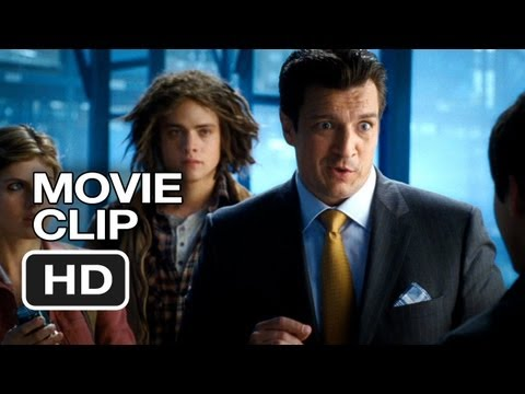 Percy Jackson: Sea of Monsters Movie CLIP – Hermes (2013) – Logan Lerman Movie HD