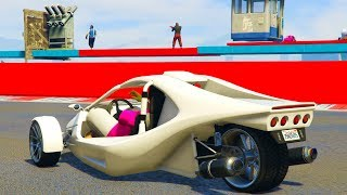 CORRE O TE ATROPELLO! SUPER FINAL EPICO!! - GTA V ONLINE (GTA 5)