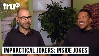 Impractical Jokers: Inside Jokes - Joe's Devious Ploy | truTV