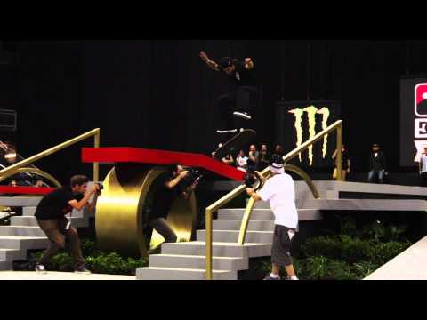 Street League 2012: Paul Rodriguez Championship Chopped N Screwed