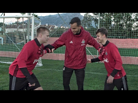 PENALTY CHALLENGE ft. Lokomotiv Moscow