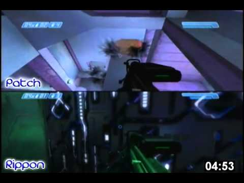 Rippon & Patch - Damnation ( off host ) / StL March LAN 2011 -