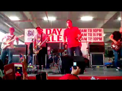 Gloc-9 - Sirena (official Live Performance Video  Sm City Calamba 02 07 15) video