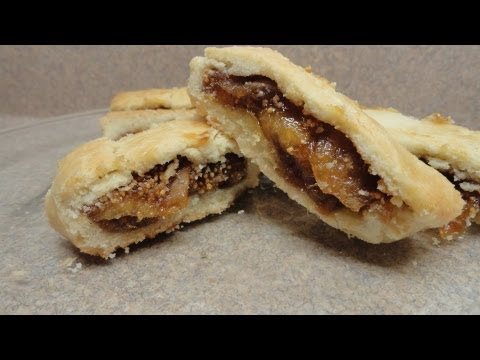 Home-made Fig Newtons