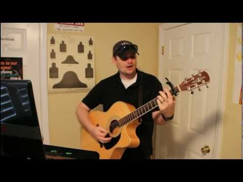 Eli Young Band/Will Hoge - Even If It Breaks Your Heart (Chris Smith Acoustic Cover)