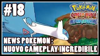 Pokemon Rubino Omega e Zaffiro Alpha : Super GamePlay Inaspettato !