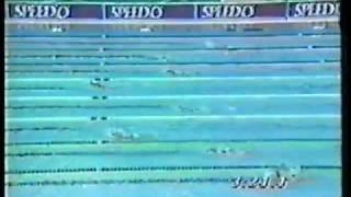 1994 | Hayley Lewis | Silver | 8:29.94 | 800m Freestyle | 1994 Rome World Championships