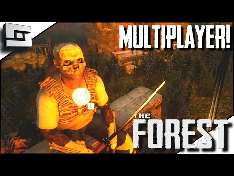 The Forest Multiplayer - MODERN AXE SEARCH! E22 ( Gameplay )