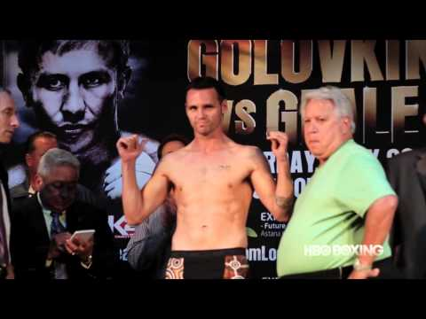 Golovkin, Geale, Jennings and Perez Weigh-In - HBO Boxing News Update Image 1