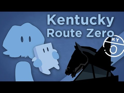 James Recommends - Kentucky Route Zero - Magical Realism Ghost Story Game video