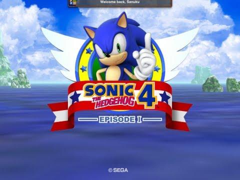 Sonic The Hedgehog 4 Episode I HD - iPad 2 - HD Gameplay Trailer