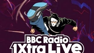 Jaguar Skills: 1Xtra Mix, 2012