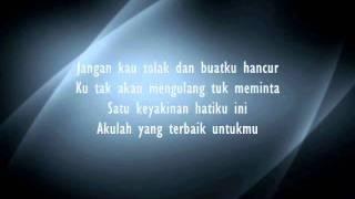 Janji Suci Lyricks - Yovie & Nuno