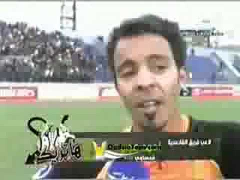 Bader Al-Mutawa goal on the last minute of extra time! qadsia