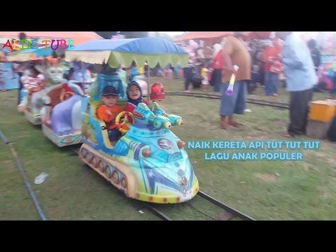 Naik Kereta Api Tut Tut Tut - Lagu Anak Indonesia