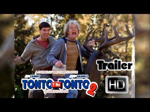 Tonto y re tonto 2 Trailer en español latino 2014