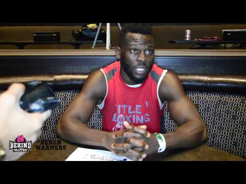 CUNNINGHAM ON TABITI: MONEY TEAM, FUNNY TEAM, BUNNY TEAM, WHOEVER CAN'T FIGHT FOR HIM